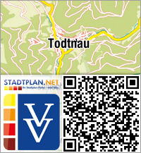 Stadtplan Todtnau, Lörrach, Baden-Württemberg, Deutschland - stadtplan.net